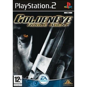 GoldenEye Rogue Agent (Lietota)